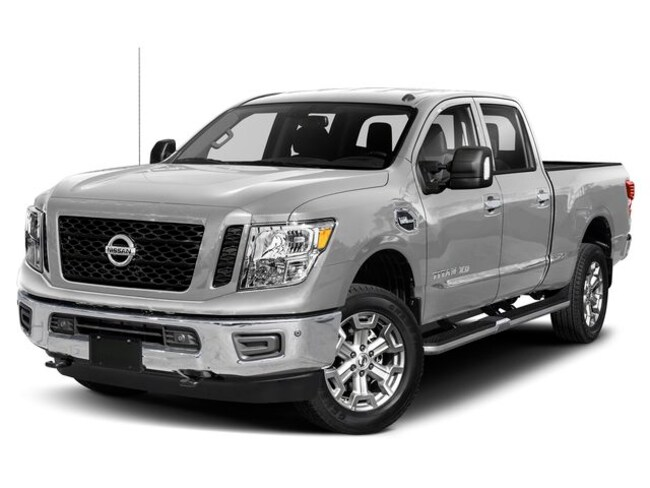 New 2019 Nissan Titan Xd For Sale At Victory Automotive Group Vin