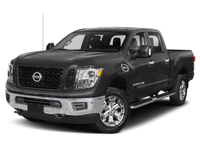 2019 Nissan Titan XD 4x4 Diesel Crew Cab Truck Crew Cab
