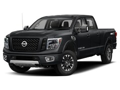 New 2019 Nissan Titan XD PRO-4X Diesel Truck Crew Cab for sale or lease in Triadelphia, WV near Washington PA