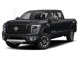 2019 Nissan Titan XD PRO-4X Diesel Truck Crew Cab