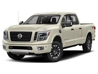 New 2019 Nissan Titan XD PRO-4X Truck Crew Cab for sale near you in Logan, UT