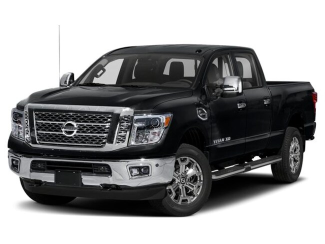 New vehicle 2019 Nissan Titan XD SL Diesel Truck Crew Cab for sale near you in State College, PA