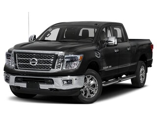 New 2019 Nissan Titan XD SL Diesel 4x4 Diesel Crew Cab SL for sale near you in Denver, CO