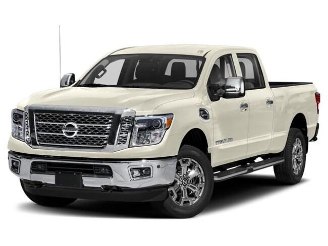2019 Nissan Titan XD SL Diesel Truck Crew Cab Lake Norman