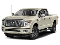 New 2019 Nissan Titan XD Platinum Reserve Diesel Truck Crew Cab in South Burlington