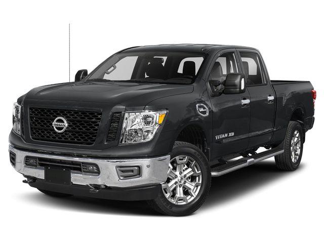 2019 Nissan Titan XD Truck Crew Cab