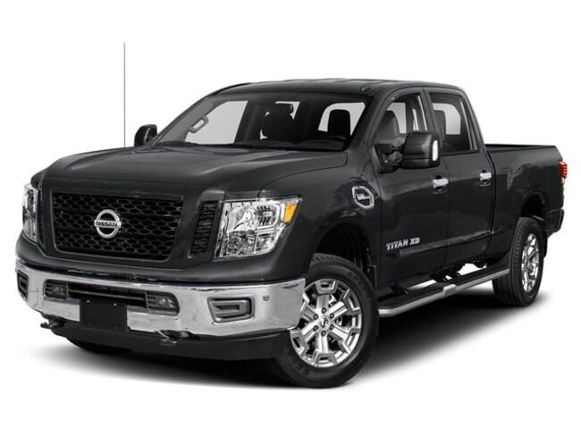 New 2019 Nissan Titan XD S Truck in Lebanon NH