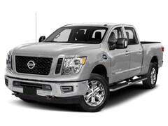2019 Nissan Titan XD 4x4 Gas Crew Cab S Truck