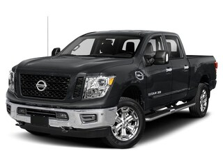 New 2019 Nissan Titan XD SV Gas Truck Crew Cab for sale in Manchester, NH