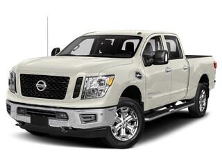 2019 Nissan Titan XD SV Gas Truck Crew Cab