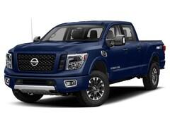 New 2019 Nissan Titan XD PRO-4X Gas Truck Crew Cab Newport News, VA