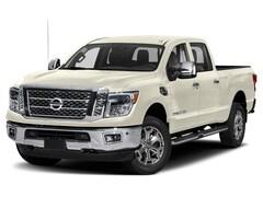 2019 Nissan Titan XD SL Gas Truck Crew Cab