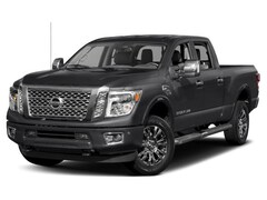 2019 Nissan Titan XD Platinum Reserve Gas Truck Crew Cab