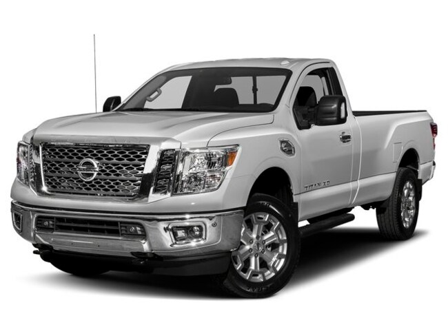 New 2019 Nissan Titan XD SV Gas Truck Single Cab for sale in Cortland, NY
