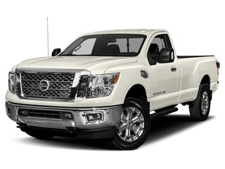 2019 Nissan Titan XD SV Gas Truck Single Cab