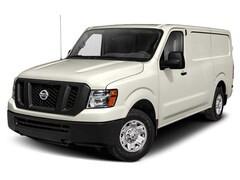 New 2019 Nissan NV Cargo NV1500 S V6 Van Cargo Van with free East Coast delivery