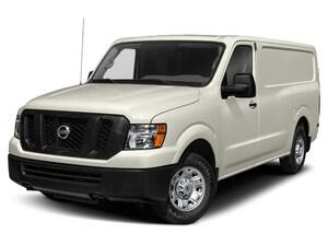 2019 Nissan NV Cargo NV2500 HD SV V6
