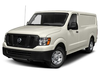 2019 Nissan NV Cargo NV2500 HD Standard Roof V6 SL Van
