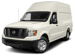 2019 Nissan NV Cargo NV2500 HD S V8 Van High Roof Cargo Van