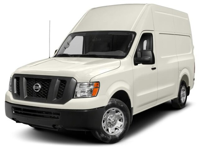 2019 Nissan NV Cargo NV2500 HD SL V6 Van High Roof Cargo Van