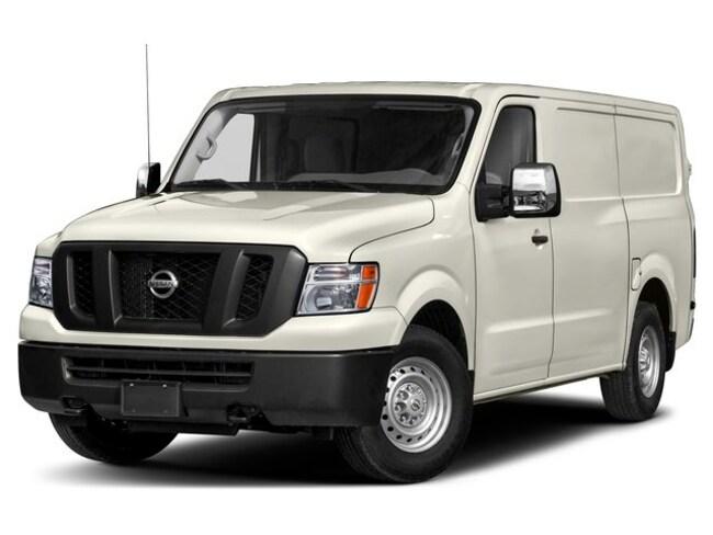 New 2019 Nissan NV Cargo NV3500 HD SV V8 Van Cargo Van near Honolulu, Hawai