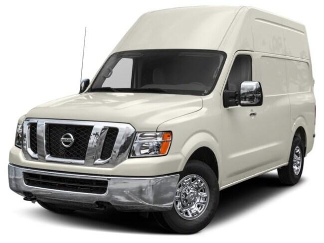 New 2019 Nissan NV Cargo NV3500 HD SV V8 Van High Roof Cargo Van near Honolulu, Hawai