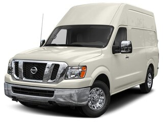2019 Nissan NV Cargo NV3500 HD SL Van High Roof Cargo Van
