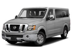 New 2019 Nissan NV Passenger NV3500 HD S V6 Van Passenger Van N2303 for Sale near Altoona, PA, at Delaney Nissan of State College