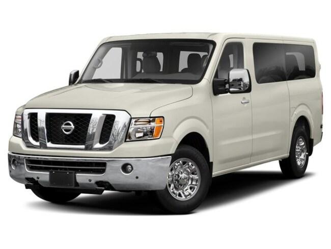 Nissan Passenger Van >> New Commercial 2019 Nissan Nv Passenger Nv3500 Hd S V6 For