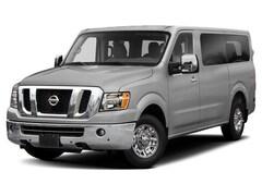 New 2019 Nissan NV Passenger NV3500 HD SV V6 Van 5BZBF0AA1KN851521 in Totowa