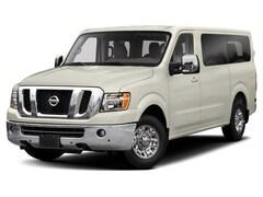 New 2019 Nissan NV Passenger NV3500 HD SV V6 Van Passenger Van in Denville NJ