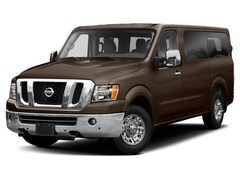 2019 Nissan NV Passenger NV3500 HD SL V8 Van Passenger Van [SGD, L92, C03, C-0, B92, CAJ, FL2]