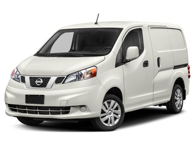 New 2019 Nissan NV200 SV Van Compact Cargo Van Hickory, North Carolina