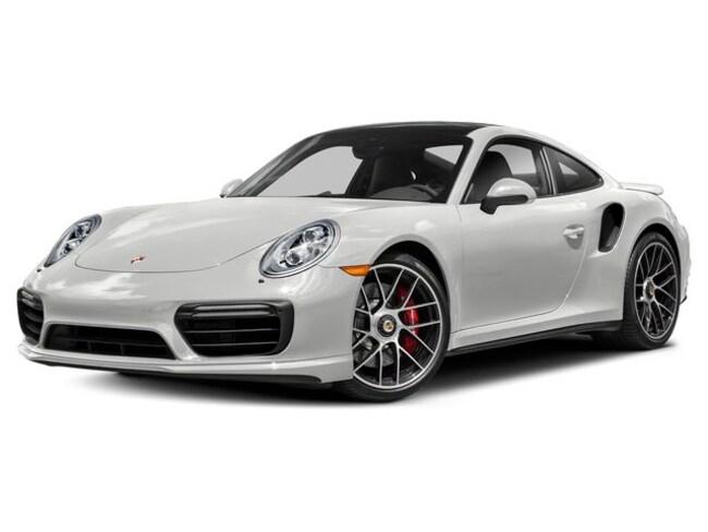 2019 Porsche 911 Turbo Coupe