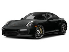 2019 Porsche 911 Turbo S Coupe