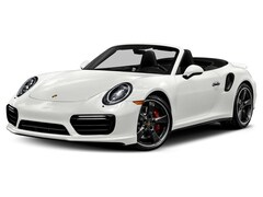 2019 Porsche 911 Turbo Convertible