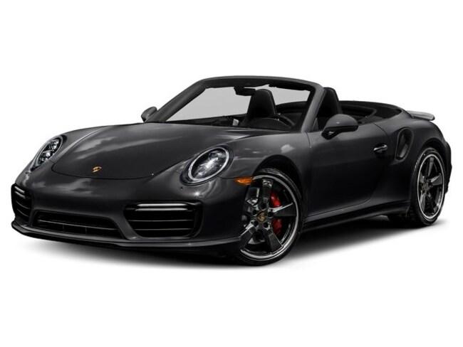 New 2019 Porsche 911 Turbo S Cabriolet in Houston