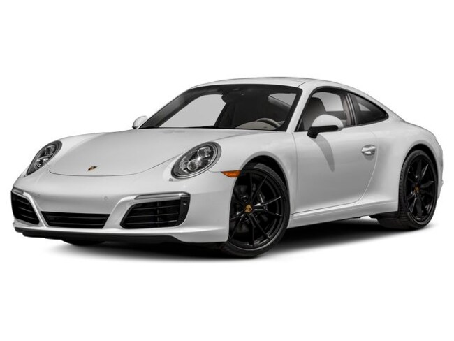 New 2019 Porsche 911 Carrera Coupe in Houston