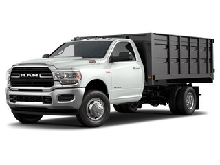New 2019 Ram 3500 Chassis Cab 3500 TRADESMAN CHASSIS REGULAR CAB 4X4 143.5 WB Regular Cab for sale in Cobleskill, NY