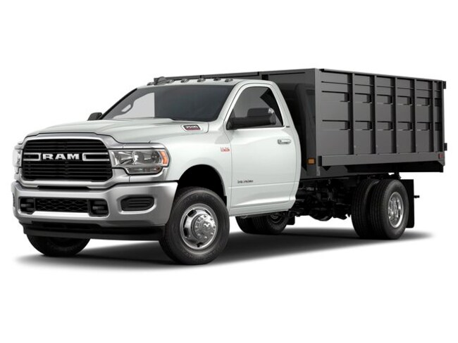 New 2019 Ram 3500 TRADESMAN CHASSIS REGULAR CAB 4X4 143.5 WB Regular Cab in Rochester, NY
