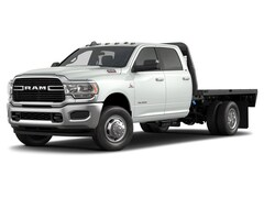 New 2019 Ram 3500 TRADESMAN CREW CAB CHASSIS 4X2 172.4 WB Crew Cab 3C7WRSCL1KG517293 for sale in Alto, TX at Pearman Motor Company