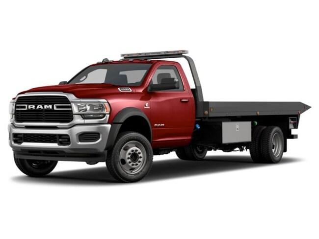 New 2019 Ram 5500 TRADESMAN CHASSIS REGULAR CAB 4X4 144.5 WB Regular Cab for sale in Blairsville, PA at Tri-Star Chrysler Motors