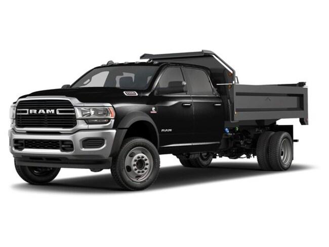 2019 Ram 5500 Chassis Tradesman 60CA Truck Crew Cab