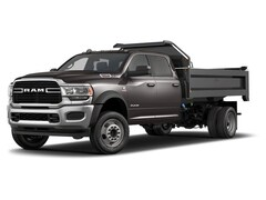 New 2019 Ram 5500 SLT Crew Cab for sale near Charlotte, NC