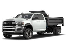 New 2019 Ram 5500 Chassis Tradesman Crew Cab for sale near Charlotte, NC