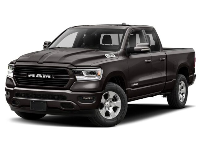 New 2019 Ram 1500 TRADESMAN QUAD CAB 4X2 6'4 BOX Quad Cab For Sale in Chandler, OK