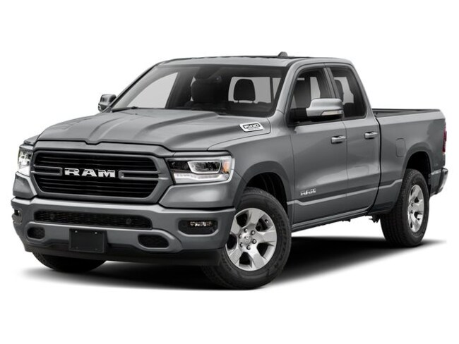 New 2019 Ram 1500 BIG HORN / LONE STAR QUAD CAB 4X2 6'4 BOX Quad Cab Albuquerque, NM