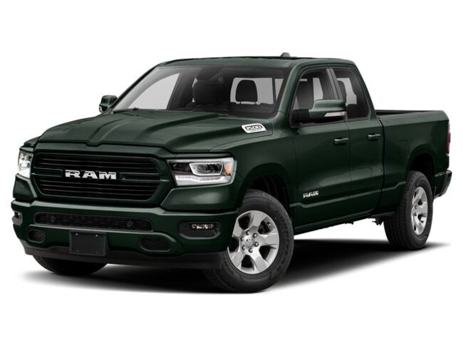 New 2019 Ram 1500 TRADESMAN QUAD CAB 4X4 6'4 BOX Quad Cab For Sale/Lease Altoona, PA