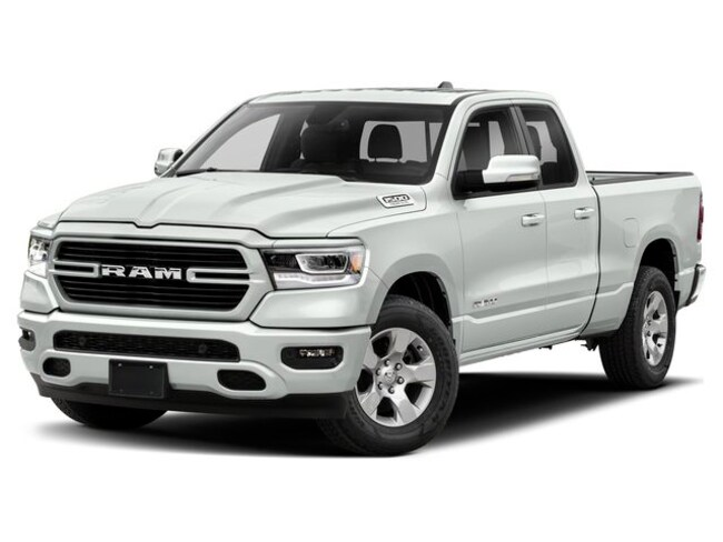 New 2019 Ram 1500 TRADESMAN QUAD CAB 4X4 6'4 BOX Quad Cab near Asheville