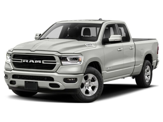 New 2019 Ram 1500 LARAMIE QUAD CAB 4X4 6'4 BOX Quad Cab For Sale/Lease Altoona, PA